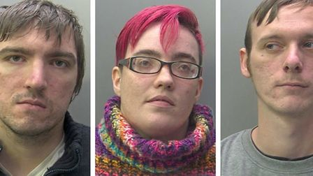 Kieran Burton, 28, and Guy Delph, 29,(right) admitted abusing four girls aged between three and 10