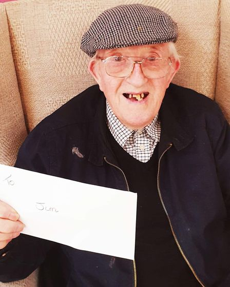 Children from The Shade and Weatheralls schools in Soham have been sending letters to older resident