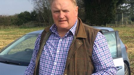 Charles Roberts, former council leader and now special adviser to Mayor James Palmer, is the driving