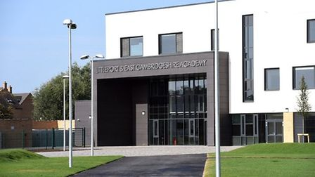 The Littleport & East Cambridgeshire Academy was first opened in 2017. Picture: SUBMITTED