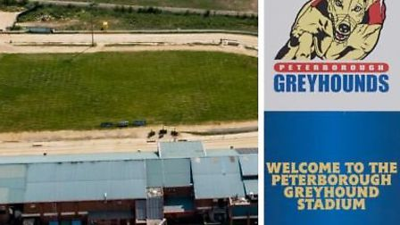 End of an era as Peterborough greyhound stadium reveals it will cease trading. Picture; TERRY HARRIS