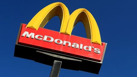 Six McDonald's restaurants are opening in Cambridgeshire today. Picture: Mike Egerton/PA Wire/PA Ima