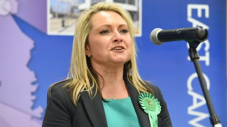 Ruth Johnson, Green party candidate for North East Cambs, is a teaching assistant in March and has w