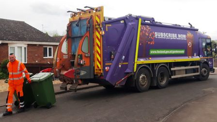 Fenland District Councils bulky waste collection service has resumed during the coronavirus lockdown