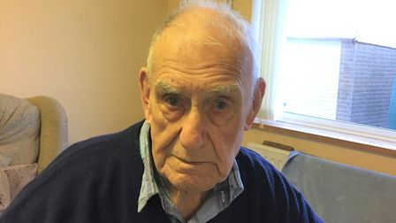 Wilfred Leonard Thompson of Doddington turns 100 on May 29 and his family have planned a lockdown pa