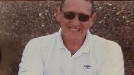 Nigel Goodwin died in a serious collision earlier this month between two HGVs on the A10 at Waterbea