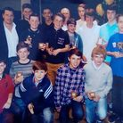 Dunmow Rhodes Lions Under-14s and all of the club's age group teams were presented with trophies at