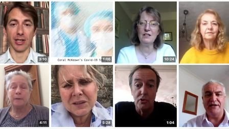 People have already been sharing their stories from the coronavirus pandemic as part of a national a