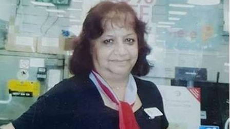 Tributes have been paid to Ramila Karia, who ran the Chatteris Post Office with her husband and post