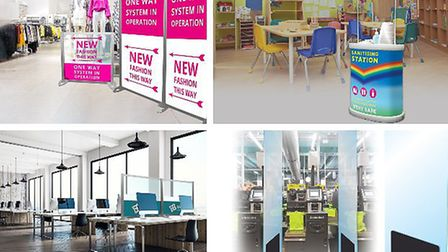 Display Graphics in Soham usually works in the events industry and has been applying its expertise t