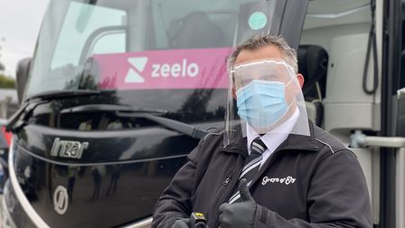 Bus-share company Zeelo has teamed up with Cambridgeshire-based coach operator Greys of Ely to unvei