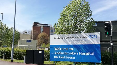 New figures show numbers discharged to care homes without being tested at Addenbrooke's Hospital in
