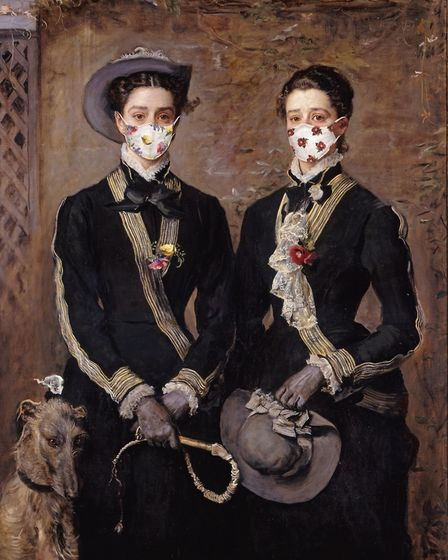 The Fitzwilliam Museum in Cambridge has released a collection of ?art for our time? greeting cards a