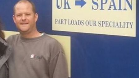 Paul Kerbey, former March estate agent who fled to Spain in 2007. He has now been arrested in Portsm