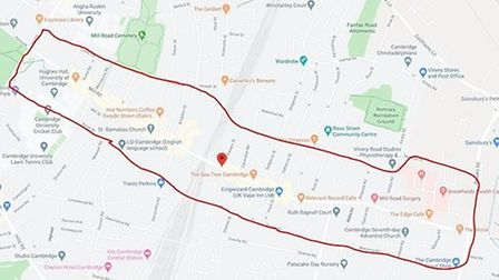 A dispersal order has been put in place in an area of Cambridge in a bid to reduce anti-social behav