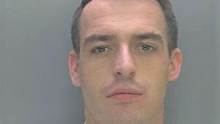 Dean Kerry, of High Street, Cherry Hinton was sentenced to 27 months in prison at Peterborough Crown