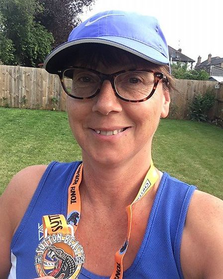March Athletic Club runners took part in the annual Sutton Beast 10k run by running a virtual route.