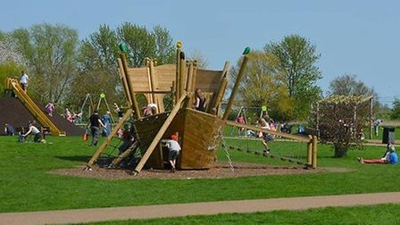 Ely Country Park is one of several waterside hotspots across Cambridgeshire to have a throwline stat