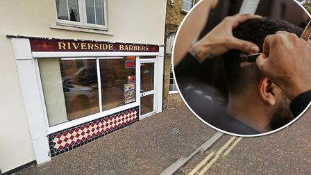 Riverside Barbers in March say they plan to reopen on Saturday, July 4 after being closed due to the