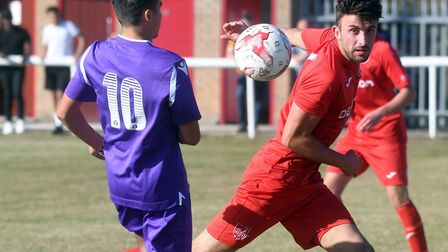 Ely City joint-manager Luke McAvoy is confident the team can improve on the pitch as well as off it