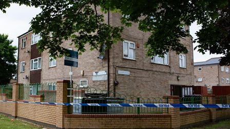 Police were called at 9.42am on June 12 to reports of a stabbing in Tilton Court, Welland, Peterboro