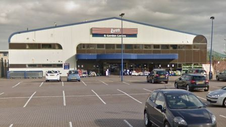 The B&M Store at Trading Park, Martin Avenue in March. Image: Google Streetview