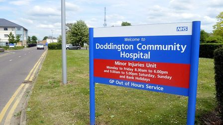 There is no reopening date set for the minor injury units in Wisbech and Doddington. Picture: Archan