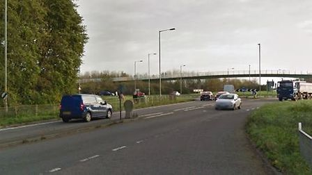 Van driver robbed and beaten with police-style baton by four men on unregistered mopeds when he pull