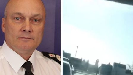 Chief constable Nick Dean has responded to a video showing the conversation between a black man and