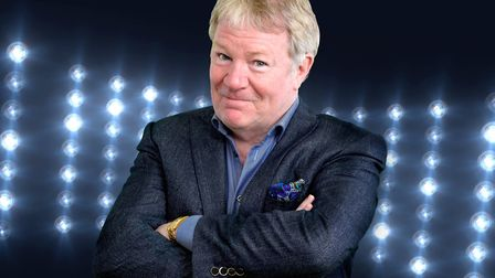 Comedian Jim Davidson went down a storm when he appeared at the GER Club in January for a performanc
