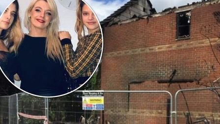 More than 5,000 has been raised for a Chatteris family who lost everything when their uninsured home