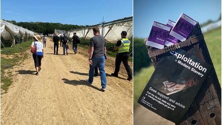 The Gangmasters and Labour Abuse Authority checked up on workers at a Cambridgeshire farm – all was