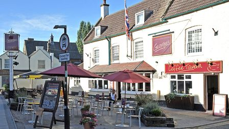 Councillor Jan French launched an appeal on social media for ideas to turn the empty Georges pub in