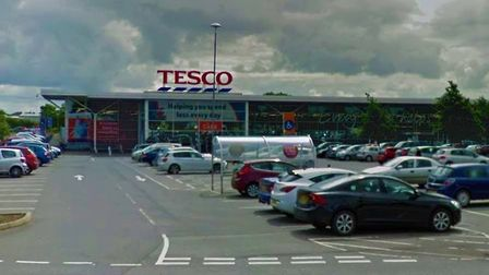 Donald Roberts is looking to identify the mystery man who paid for his wife's prescription at Tesco