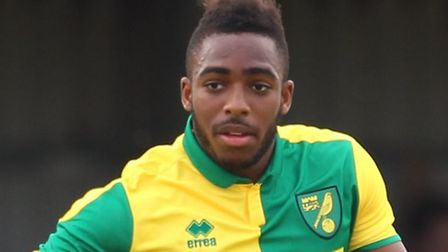 Reece was released by Norwich City in 2016 after being at the club since the age of 11. Picture: PAU
