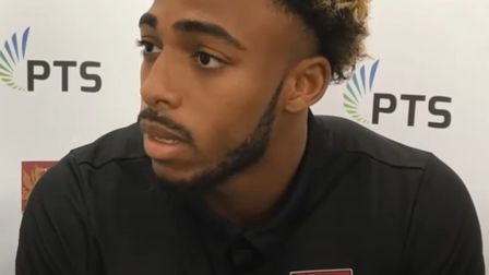 Reece joined Northampton Town at the end of the 2018-19 season, and has since won promotion with the