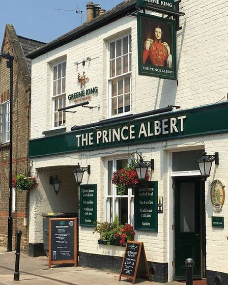The Prince Albert in Ely. Image: Supplied.