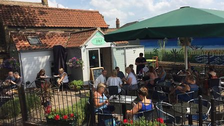 3At3 Real Ale & Craft Beer Café in Ely. Image: Supplied.