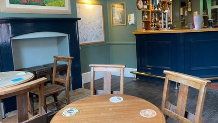 The Fountain Pub in Ely has reopened as the coronavirus lockdown eases across the country. Picture: