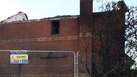 All of the money raised by a public appeal to help a Chatteris family whose home was destroyed by a
