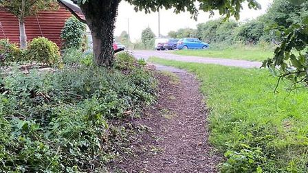 Isleham resident Walter Gunston has been taking pictures during his daily walk in a bid to keep thos