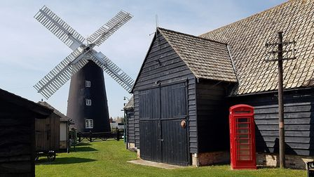 The Burwell Museum and Windmill has reopened its doors for the first time since the coronavirus lock