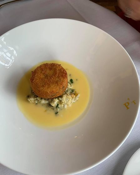 Cambridge's University Arms is the perfect place for your UK staycation this summer. The fishcake st