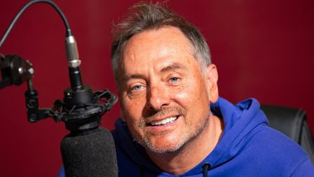 Ex-BBC Radio Cambridgeshires Kev Lawrence has joined not-for-profit radio station PCR 103.2fm as the