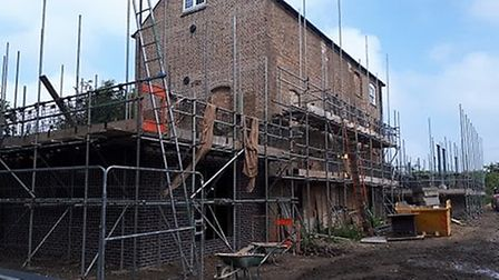 Spencer Mill, Soham, set to become a modern arts theatre. Additional funding has been received from