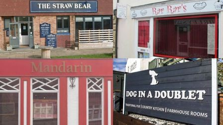 Some of the restaurants, pubs and cafes across Whittlesey have signed up to the Government's 'Eat Ou