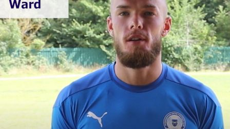 Peterborough United have shown their support for both city and county council messaging on coronavir