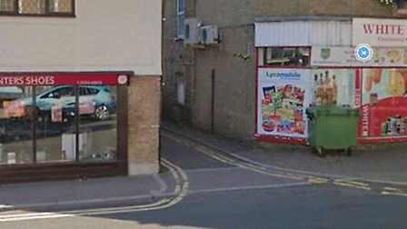 Ely Post Office is being relocated to7 St Mary's Street - an empty building that will be refurbished