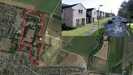 The Kilkenny Avenue project in Ely has been supported by the Cambridgeshire and Peterborough Combine
