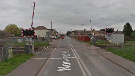 The level crossing on Norwood Road in March will be closed overnight on July 18 for improvement work
